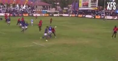 RÉSUMÉ VIDÉO. La Namibie et le Kenya font respecter leur statut de favori avant le choc de cette Coupe d'Afrique