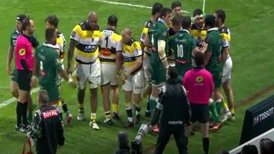 RESUME VIDEO. Top 14 : La Rochelle qualifiée pour les phases finales après sa victoire contre Pau.