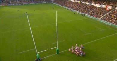 Champions Cup - 2e journée. La Rochelle vs Ulster. Le M+30 du Rugbynistère