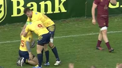 VIDEO. Rugby Europe Championship : sur ses terres la Roumanie crée l'exploit et vient à bout de la Géorgie