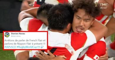 La victoire du Japon sur l'Écosse fait chavirer le monde du rugby !