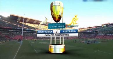 Rugby Championship - Première réussie pour Herschel Jantjies et les Boks face aux Wallabies