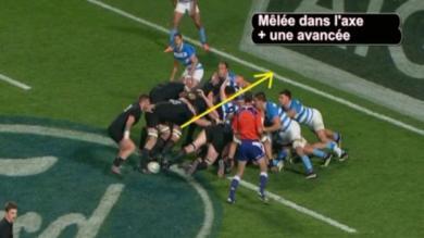 VIDEO. Le Rugby pour les nuls - Leçon 18 : les lancements de jeu en mêlée