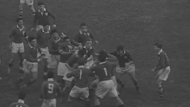 Vainqueur des All Blacks en 1954 avec le XV de France, Paul Labadie est décédé
