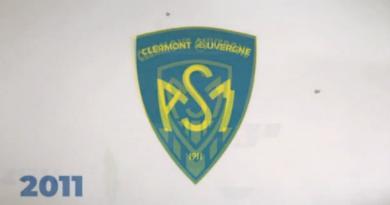 Top 14 - L'ASM dévoile un nouveau logo plus moderne et épuré [VIDÉO]