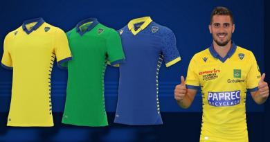 Maillot jaune, maillot vert, l'ASM se la joue Tour de France pour ses nouvelles tuniques [PHOTOS]