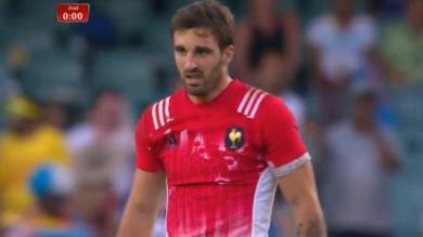 VIDÉO. Sydney 7s - L'Australie ne sourit pas aux équipes de France