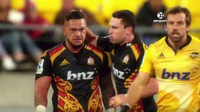 Point Transferts - Le All Black Hikawera Elliot à Oyonnax, Palisson à Lyon, Massy s'offre un international fidjien à 7
