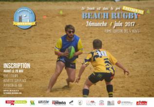 Le Beach est dans le Pré, 3e édition - c'est le 4 juin 2017 !