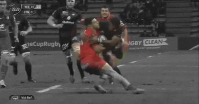 VIDEO. Challenge Cup - Le carton rouge contre Timilai Rokoduru était-il trop sévère ?