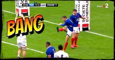 A VOIR ABSOLUMENT : Jonah Lomu Rugby revisite le coup de pied de MAMMOUTH de Bouthier [VIDÉO]