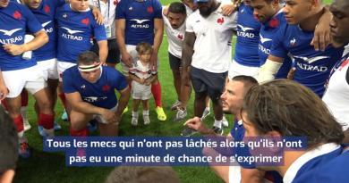XV de France - Le discours plein de sagesse de Guirado et Picamoles avant l'annonce du groupe [VIDÉO]