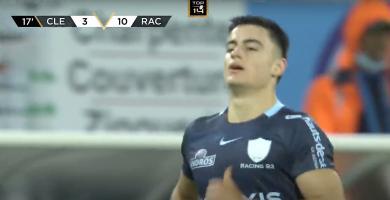 Top 14. Retour sur le très bon match de Nolann Le Garrec face à Clermont