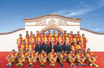 Pro D2 : l'USAP innove et lance son mur des légendes à Aimé-Giral