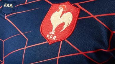 PHOTOS. Le nouveau maillot du XV de France dévoilé par adidas