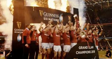 Classement World Rugby - Le Pays de Galles nouveau dauphin des All Blacks