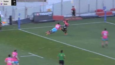 VIDÉO. AMICAL. Le RCT écrase le Stade Français avec un hat trick de Bryan Habana (40-12)