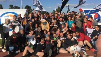 VIDEO. AMATEUR - Porté par son public, le Rugby Club Audomarois accède à la Fédérale 3 pour la première fois de son histoire