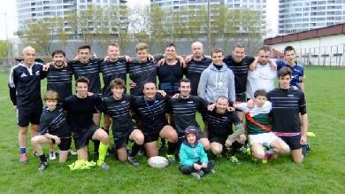 SLOVAQUIE. Le rugby existe à Bratislava et se développe avec un Français au cœur du projet