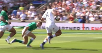 Le superbe essai de l'Angleterre à montrer dans toutes les écoles de rugby ! [VIDEO]