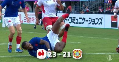 Le XV de France qualifié en 1/4 de finale, que retenir de la victoire face aux Tonga ?