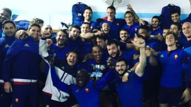 Le XV de France remonte à la 7ème place du classement World Rugby après sa victoire en Argentine