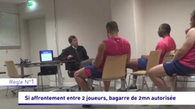 VIDEO. INSOLITE : le youtubeur Gonzague piège les joueurs du Stade Français en caméra cachée