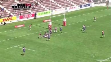 Vidéo. Rugby à 7 : L'équipe de France féminine termine 8ème à Kitakyushu