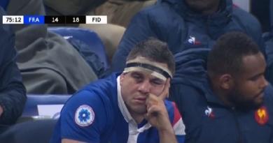 Les 5 points à retenir de la défaite historique du XV de France face aux Fidji