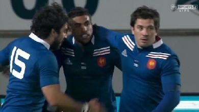 VIDEO. Les derniers matchs entre le XV de France et les All Blacks