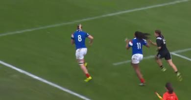 Les essais de la victoire historique de France Féminines face aux Black Ferns [Résumé Vidéo]