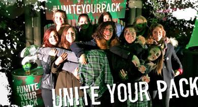 France - Australie : La Fan Zone Toulousaine a vibré jusqu'au drop de Lopez ! #TCMS #Montesquieu #UniteYourPack