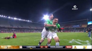 VIDEO. Super Rugby - Les Highlanders réalisent un incroyable come-back en marquant 21 points en 5 minutes