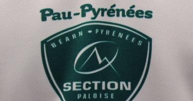 VIDÉO. Top 14 - Les nouveaux maillots de la Section Paloise pour la saison 2017-2018
