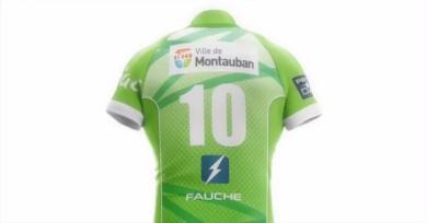 VIDEO. Pro D2 - Les nouveaux maillots de Montauban pour la saison 2017-2018