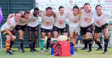 En Angola, les Palancas allient touch rugby et camaraderie
