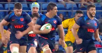 Rugby Championship - Les Pumas frappés de plein fouet par la pandémie de Covid-19
