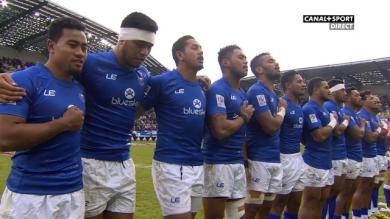 Les Samoa, future place forte du rugby à 7 sous les ordres de Gordon Tietjens ?