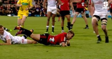 Super Rugby - Les Sharks si proches de l'exploit sur la pelouse des Crusaders [VIDÉO]