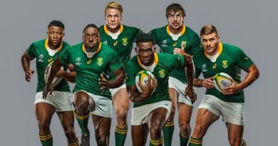 Les Springboks dévoilent leur maillot pour la Coupe du monde 2019, et il est magnifique ! [PHOTO]