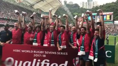 VIDEO. Rugby à 7 - L'Espagne se qualifie pour la saison 2018 des Sevens World Series