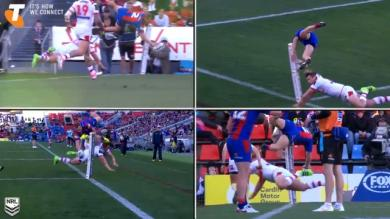 VIDEO. L'essai ultra spectaculaire de Nathan Ross en NRL