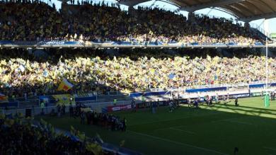 VIDÉO. Champions Cup - L'extraordinaire ferveur des supporters de Clermont avant, pendant et après la demi-finale