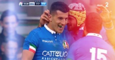 L'Italie avec un nouveau capitaine, et Tommaso Allan en 10 face au Pays de Galles