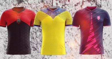 MAGNIFIQUE : un graphiste réinvente les maillots sans sponsor du Top 14 !