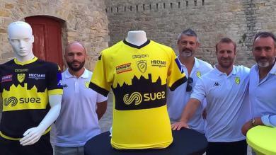 Pro D2 - Carcassonne et sa cité se dévoilent dans un nouveau maillot 2019/2020 [PHOTO]