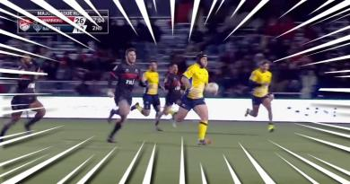 Major League Rugby - Un talonneur a marqué un essai de 100 mètres ! [VIDEO]