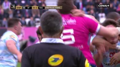VIDEO. Top 14 : la bagarre générale entre le Stade Français et le Racing
