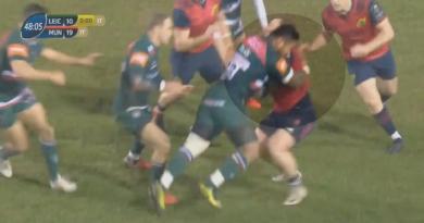 VIDEO. Incompréhension dans le monde du rugby après la citation de Manu Tuilagi