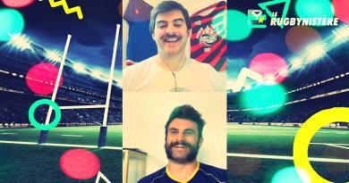 Marco Tauleigne et sa moustache s'invitent au Rugbynistère à domicile [VIDÉO]